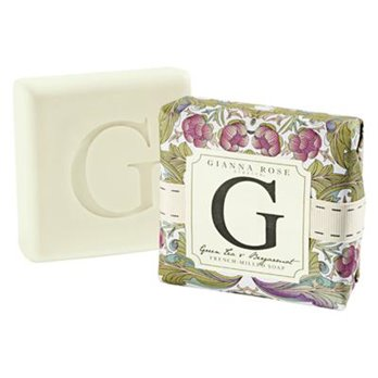 Gianna Rose Letter G Monogram Bar Soap