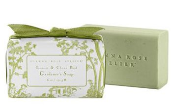 Gianna Rose Lemon & Clove Gardener's Soap