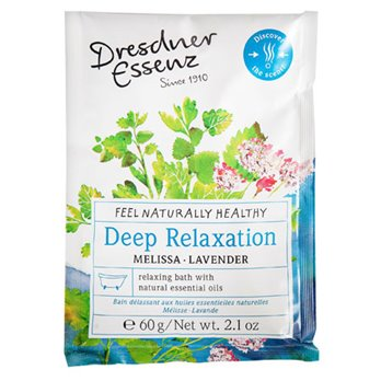 Dresdner Essenz Deep Relaxation Bath Soak