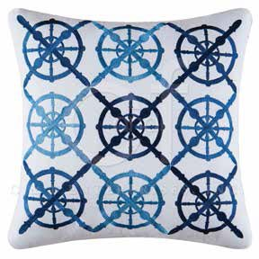 Brice Embroidered Pillow
