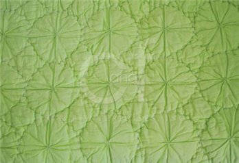 Green Mara Full/Queen Quilt