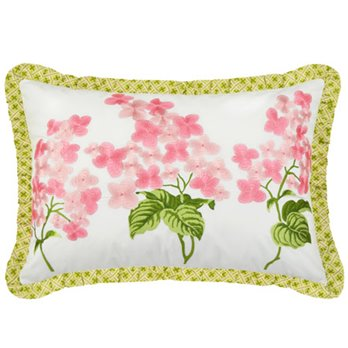 Emma's Garden 14x20 Decorative Pillow