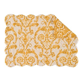 Florence Rectangular Quilted Placemat