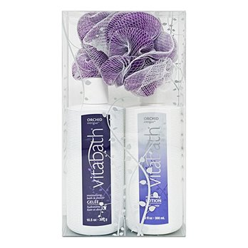 Vitabath Orchid Intrigue Everyday Set