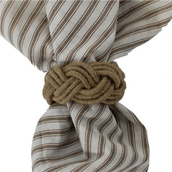 Natural Knot Napkin Ring