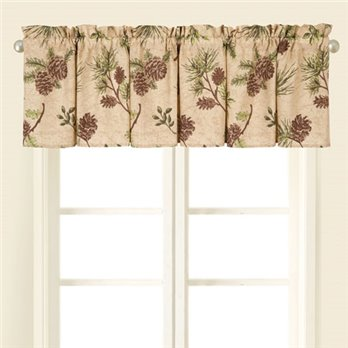 Woodland Retreat Valance
