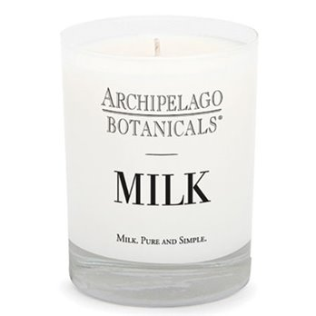 Archipelago Milk Collection Milk Glass Candle