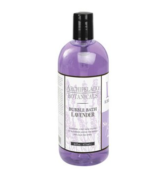 Archipelago Lavender Bubble Bath (16 fl oz)