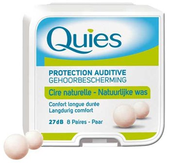 Caswell-Massey Boules Quies Ear Plugs