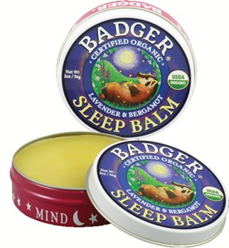 Badger Sleep Balm (2 oz tin)
