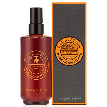 Crabtree & Evelyn Moroccan Myrrh After Shave Balm (3.4 fl oz, 100ml)