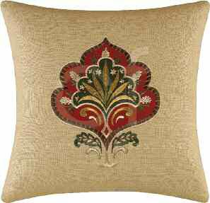Constantine Embroidered Pillow