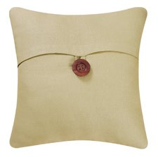 Green Feather Down Envelope Pillow