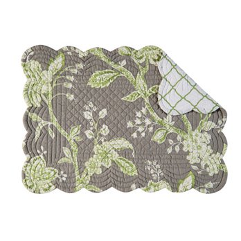 Annabelle Rectangular Quilted Placemat