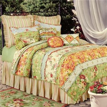 Garden Dream Full Queen Quilt