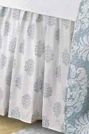 Providence Chambray King Bedskirt
