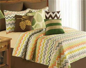 Tazzo Twin Quilt