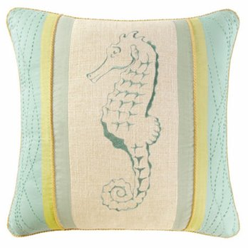 Natural Shells Pillow