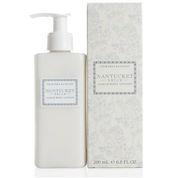 Crabtree & Evelyn Nantucket Briar Body Lotion (6.8 fl oz, 200ml)