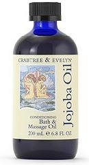 Jojoba Conditioning Bath & Massage Oil by Crabtree & Evelyn (200 ml)