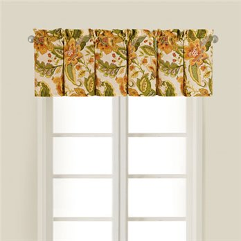 Amelia Unlined Valance