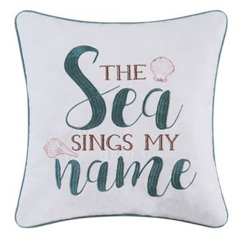 Breezy Shores Sea Pillow