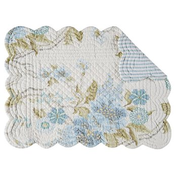 Jesamine Rectangular Quilted Placemat
