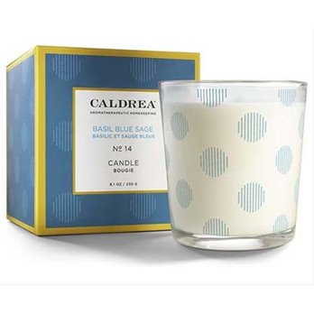 Caldrea Basil Blue Sage Candle