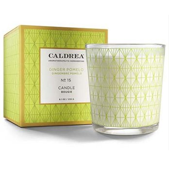 Caldrea Ginger Pomelo Candle