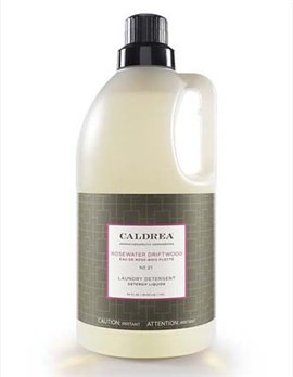 Caldrea Rosewater Driftwood Laundry Detergent
