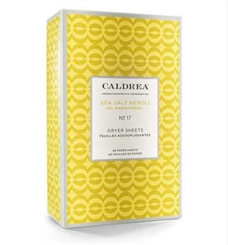 Caldrea Sea Salt Neroli Dryer Sheets