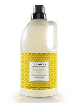 Caldrea Sea Salt Neroli Laundry Detergent