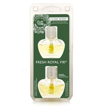 Claire Burke Fresh Royal Fir Fragrance Warmer Refill