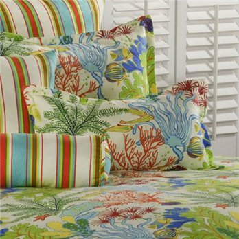 Island Breeze Rectangular Accent Pillow