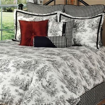 Jamestown Queen size 9 piece Comforter Set