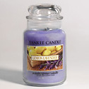 Yankee Candle Lemon Lavender Large Jar Candle