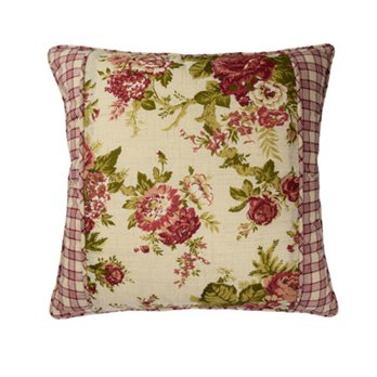 Waverly Norfolk 18 inch Square Decorative Accessory Pillow