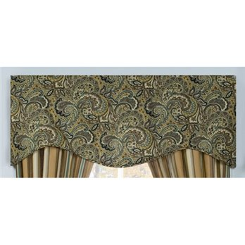 Park Place Shaped Valance