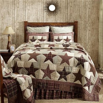 Abilene Star Twin Quilt
