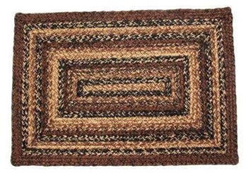 Cappuccino Rectangular 5 ft X 8 ft Rug