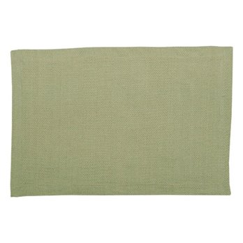 Fern Green Herringbone Placemat