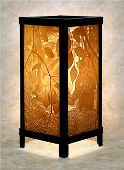 Secret Path Luminaire by Porcelain Garden