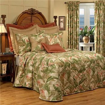 La Selva Natural Queen Thomasville Bedspread
