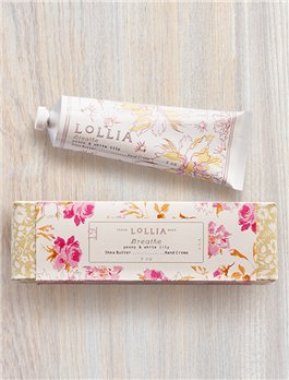 Lollia Breathe No. 19 Shea Butter Handcreme by Margot Elena
