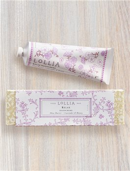 Lollia Relax No. 08 Shea Butter Handcreme by Margot Elena