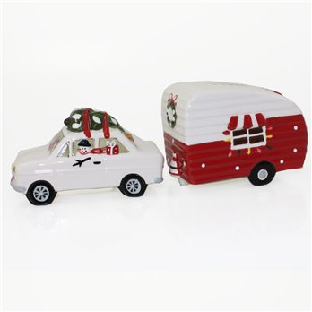 Christmas Vacation Salt & Pepper Set