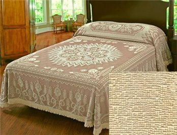 Spirit of America Bedspread Twin Antique