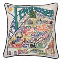 Tennessee Embroidered Pillow