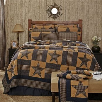 Teton Star Queen Quilt