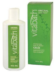 Vitabath Original Spring Green Moisturizing Bath & Shower Gelee (10.5 oz)